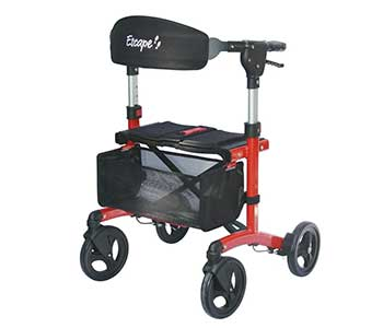 Walking Aid - Rollator