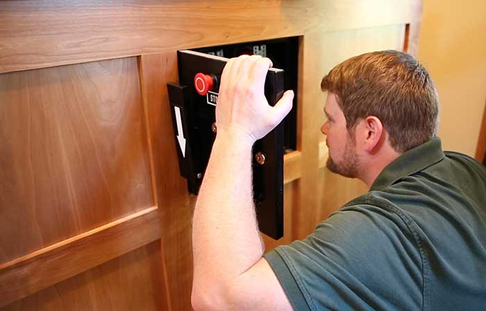 Home Elevator Inspector - Family 1st