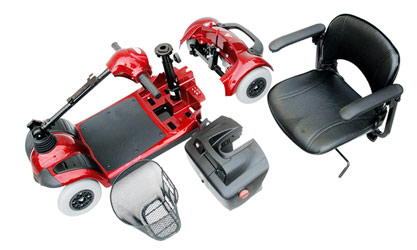 Scooter repair and maintenance